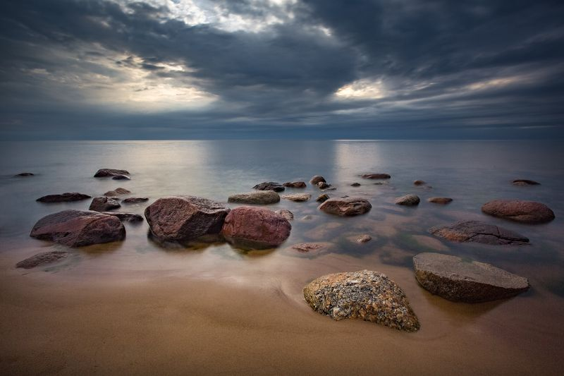Каменистое побережье Видземеphoto preview