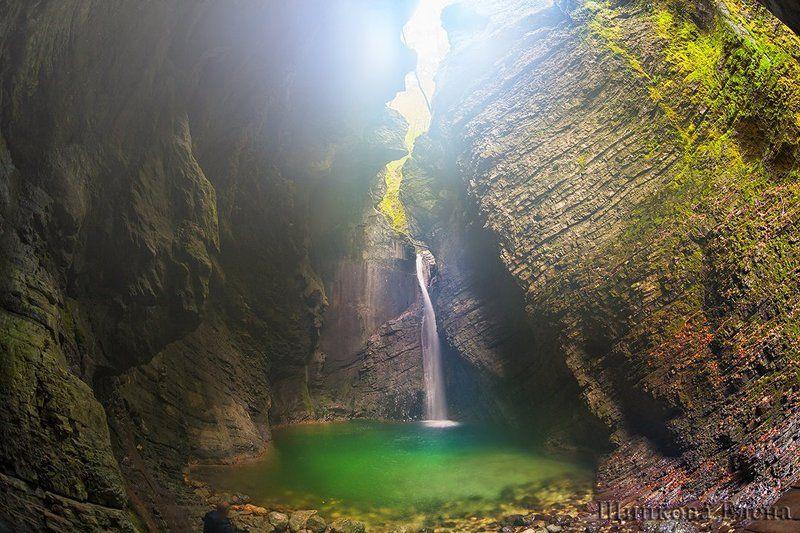 Словения. Водопад Kozjakphoto preview