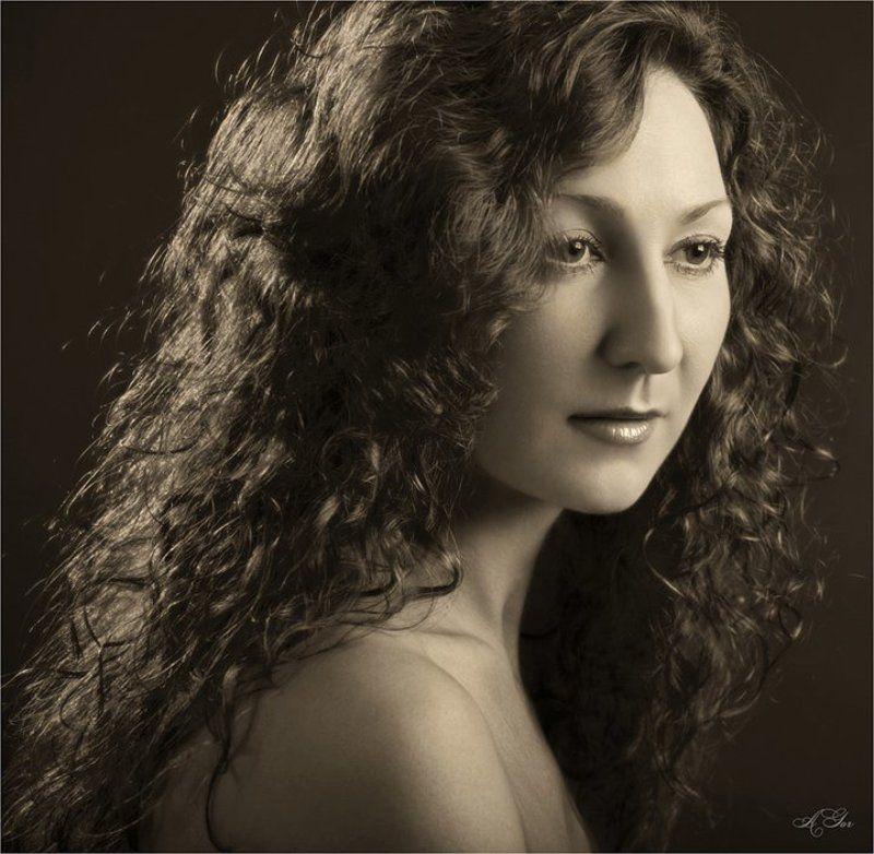Портрет в классическом стилеphoto preview