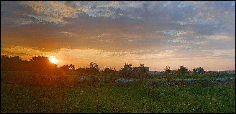 дон, лагутник, ростов-на-дону, лето, вечер Ласковые лучи заходящего летнего Солнца...photo preview