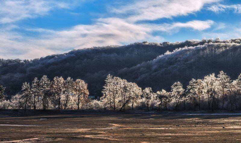 И на Кавказ пришла зимаphoto preview
