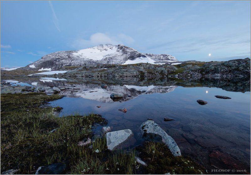 Норвежские ночи...photo preview