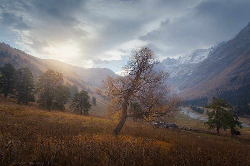 Осенний Архызphoto preview