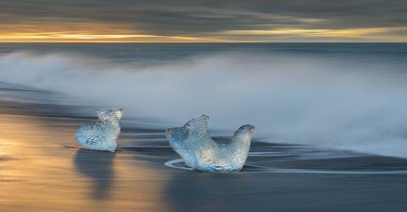 исландия, iceland Волнаphoto preview