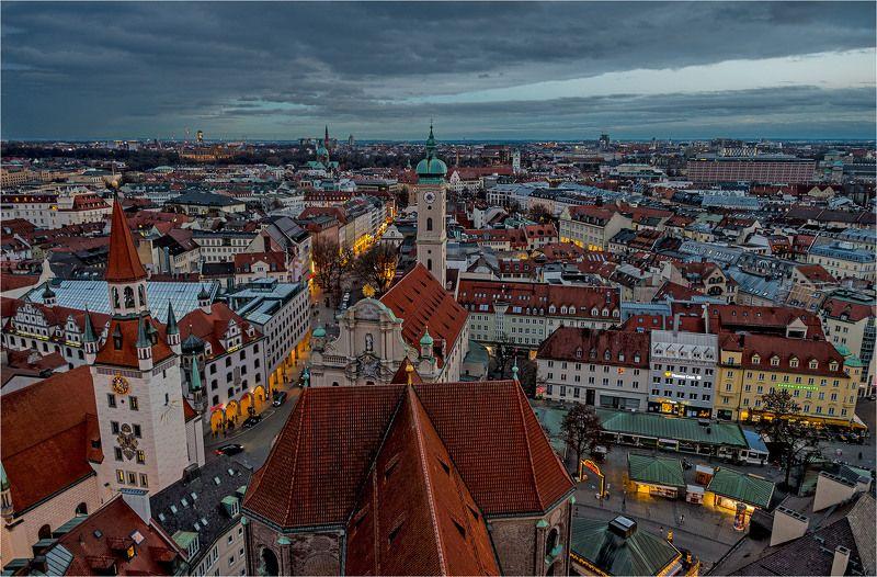 munich, germany, christmas, мюнхен, германия, рождество [xmas munich]photo preview