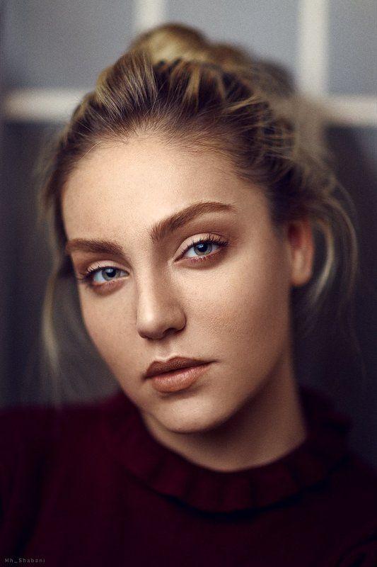 portrait, model, face, eyes, beauty, canon,  Baharephoto preview