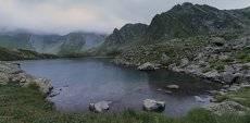 Вечер, озеро и ветерок