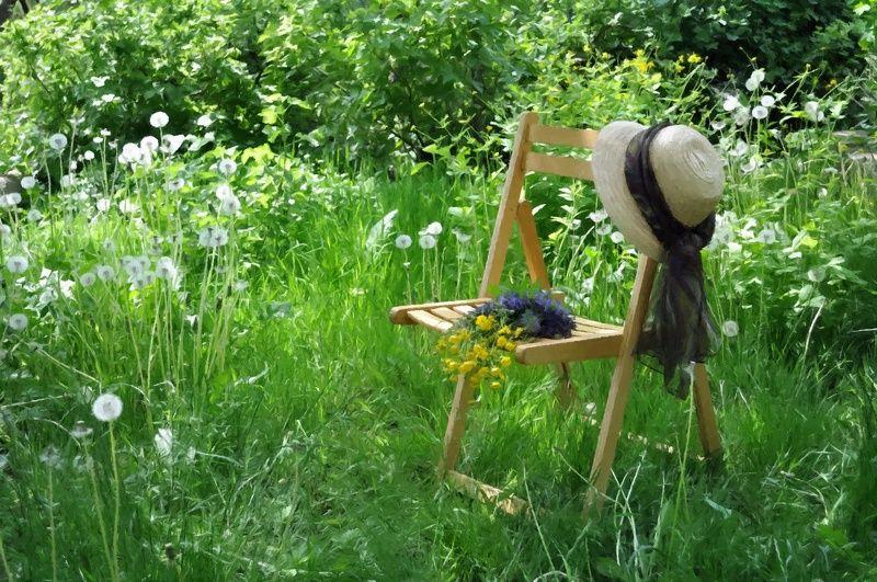 лето, нега, томленье, букет, шляпка Лета нега.../акварель/photo preview