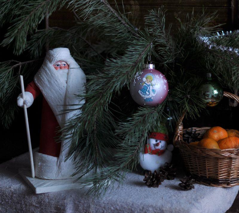 Рождественские Святки...photo preview