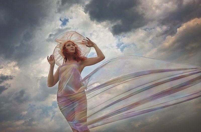 За ветром вслед...photo preview