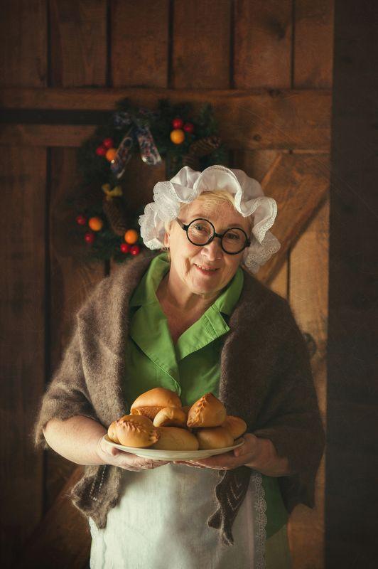 В гостях у бабушки photo preview
