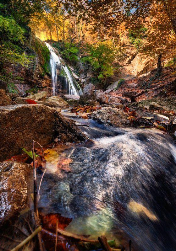 Осенняя сказкаphoto preview