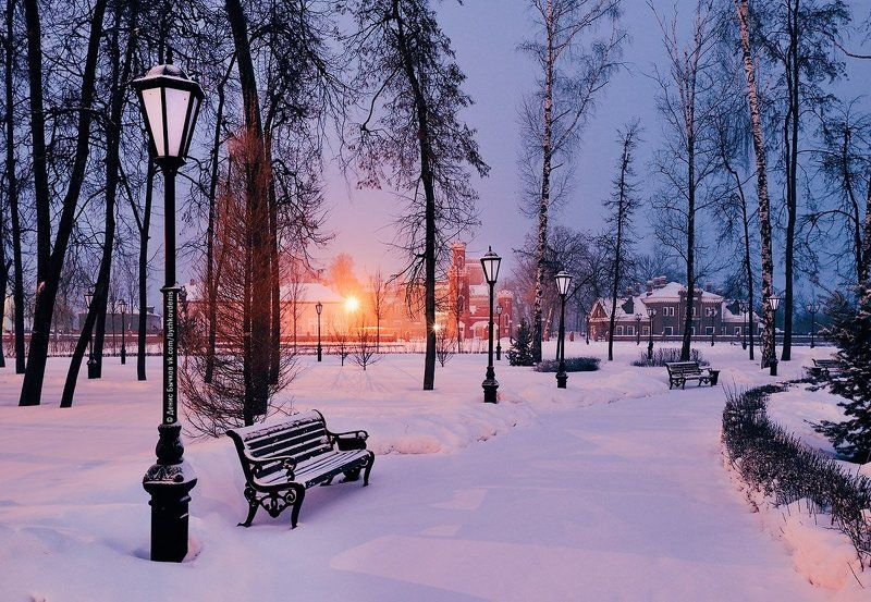 воронеж, Рамонь, зима ***photo preview