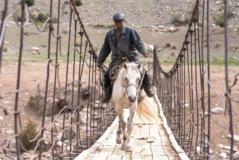 киргизия Киргизский ковбойphoto preview