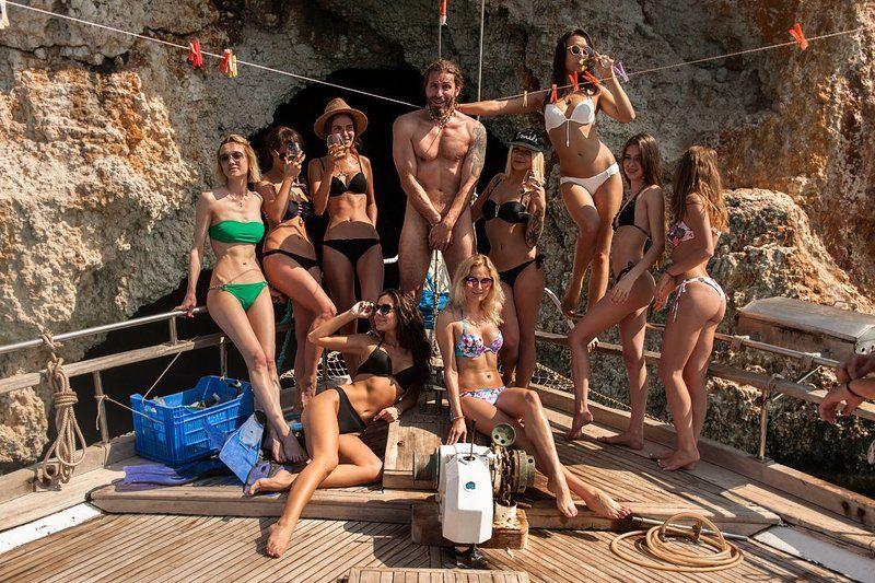 ленин, lenin1968, журнал, пещера, девушки, xxl Вытащили из пещеры...photo preview