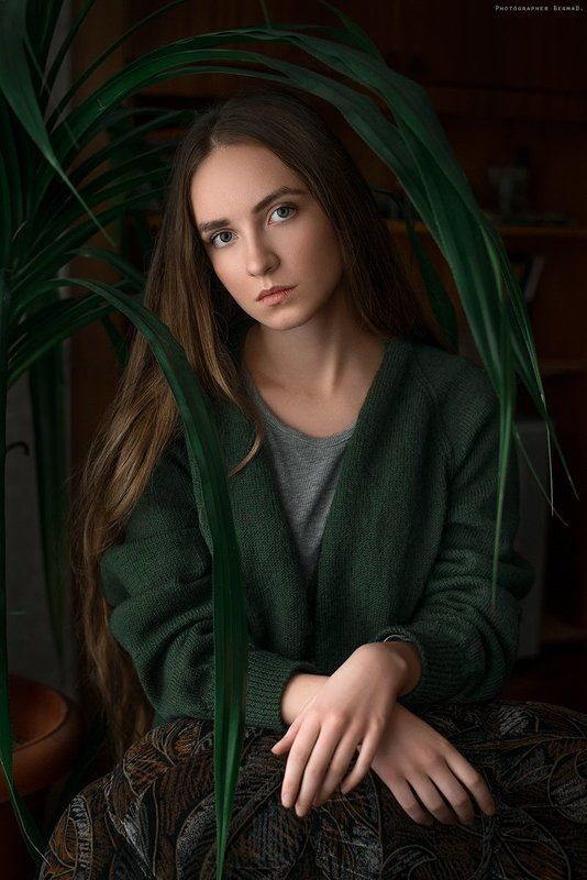 portrait, beauty, beautiful, model, girl, pretty, color, eyes, art, photo, nikon, conceptual, 50mm, dantar90, begmad, портрет, глаза, красивая, взгляд Dashaphoto preview