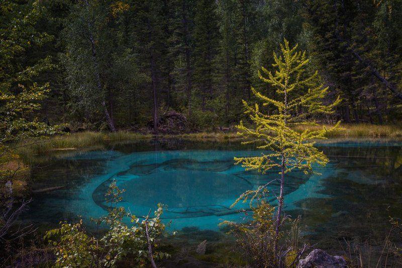 Алтай, Гейзерное озеро Гейзерное озероphoto preview