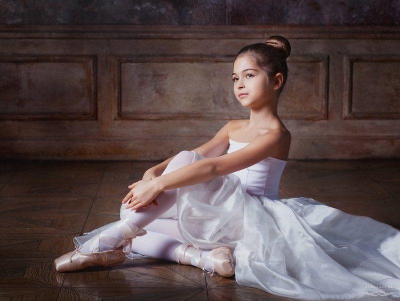 портрет, балет, девочка, ребенок ***photo preview