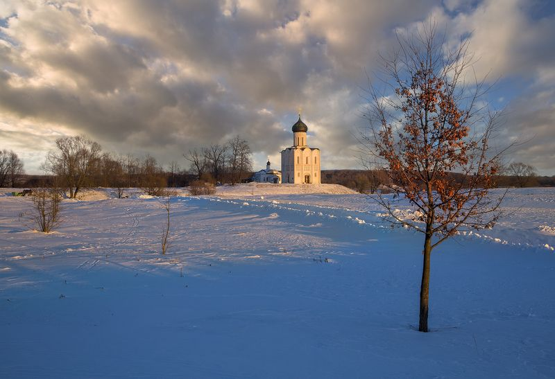 январь, Покрова на Нерлиphoto preview