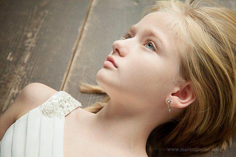 девочка, ребенок, портрет, детский портрет, свет, взгляд, глаза, portrait, child, children, girl, photo, photography, light, eyes Аришаphoto preview