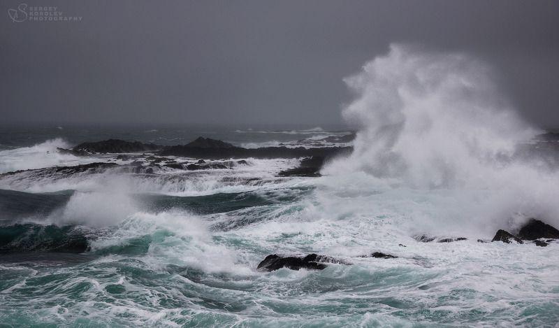 Ярость моря Баренцаphoto preview