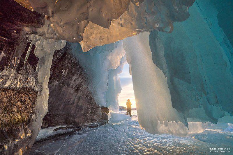 Байкальские ледяные гротыphoto preview
