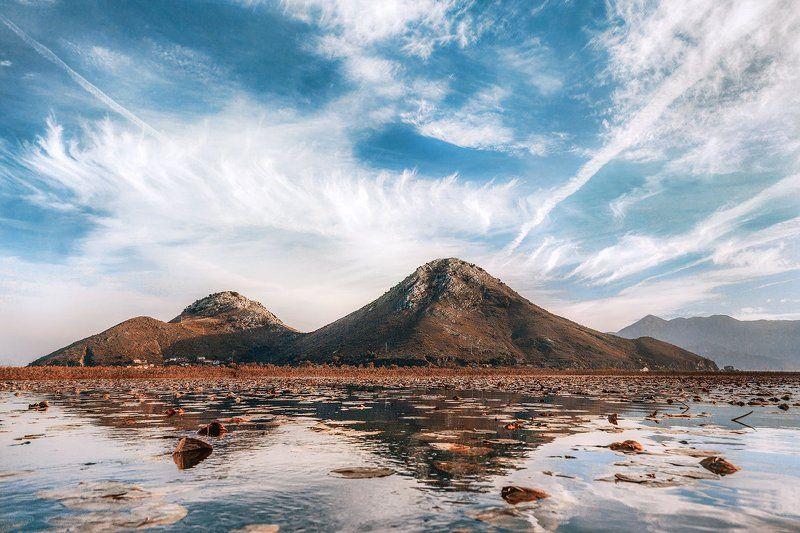 природа, черногория, озеро, национальный парк, путешествие, небо, лето, весна, пейзаж, canon, travel, traveller, trip, landscape, nature Скадарское озероphoto preview