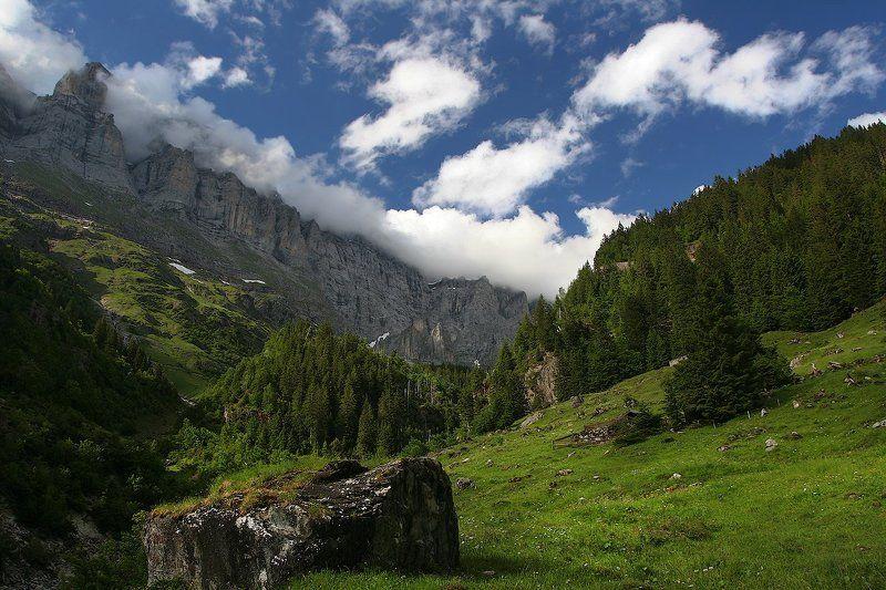 швейцария Июньский знойphoto preview