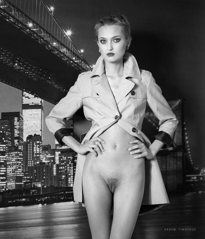 art, beauty, nude, print, portrait, vadym timashov, black and white, new york *****photo preview