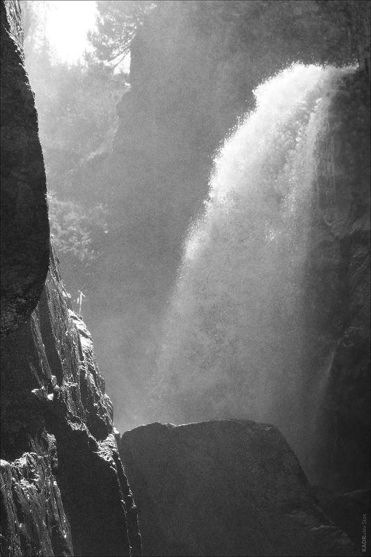водопад  +photo preview