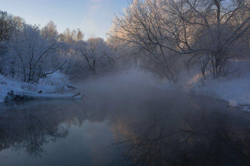 Утро на Воронкеphoto preview