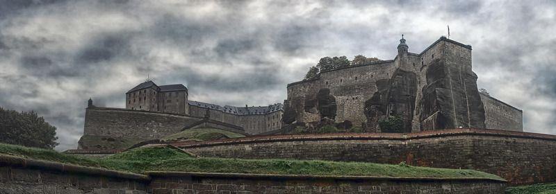 Крепость Кёнигштайн. Панорама.photo preview