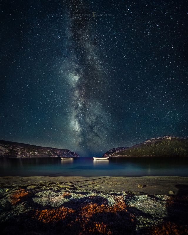 astrophotography, astronomy, galaxy, milky way, nightscape, night, sky, stars, long exposure, nature, bulgaria, space, panorama, greece StarPortphoto preview