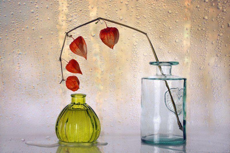стекло, натюрморт Жаждаphoto preview