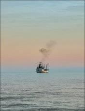 И снова в море