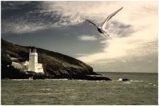 Фалмутский маяк. Корнуэл.