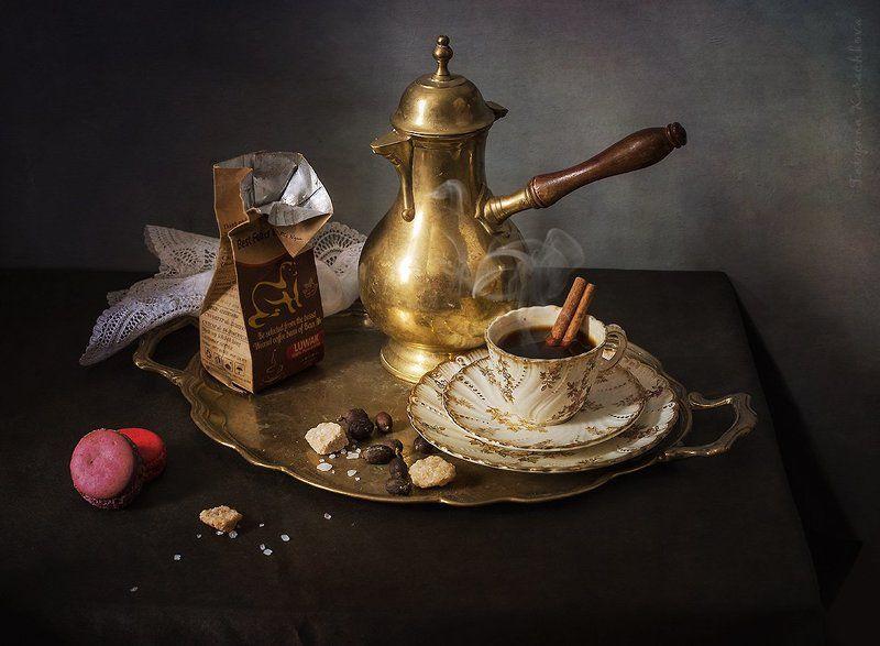 кофе, лювак, кофейник Кофе для гурманаphoto preview