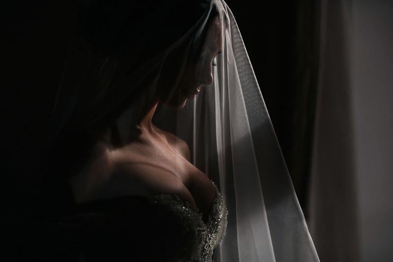 Bride, Light, Portrait, Wedding, Woman Annaphoto preview
