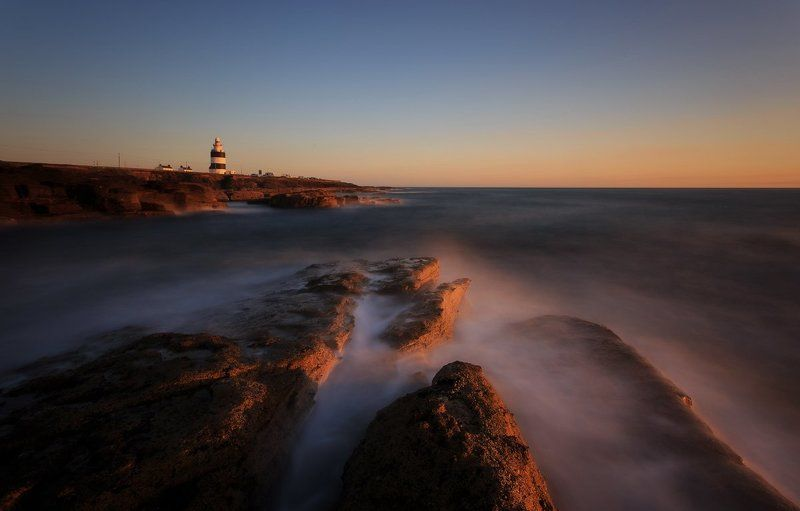 Hook Head, Ireland, Galway, Longexposure, Sunrise, Sunset, Seascapes, Landscapes, Lee, Hitech Hook Headphoto preview