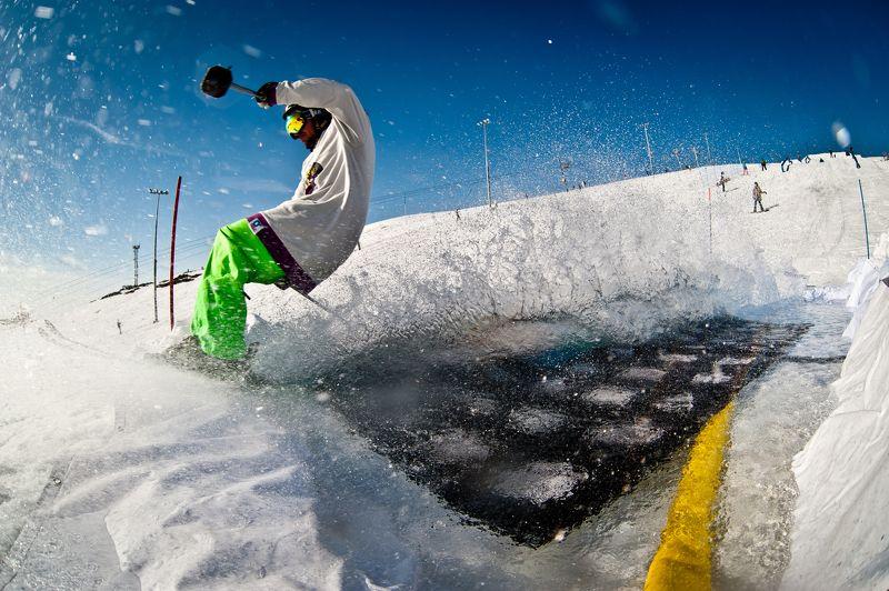 Жидкий снег )photo preview
