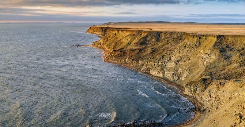 Керенский пролив Тамань  Вид на Керченский проливphoto preview