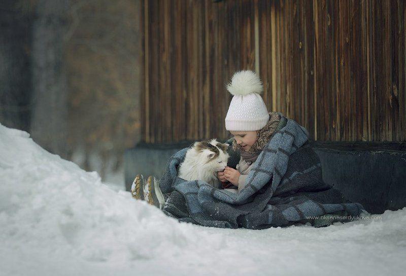 kid.children. дети, зима,загород frendphoto preview