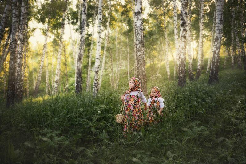 В лесу photo preview