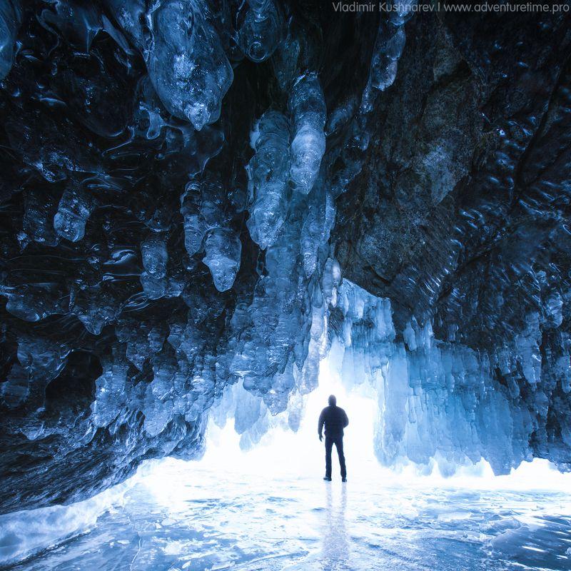 байкал, пещеры, ледяные пещеры Ice Caves of Baikalphoto preview