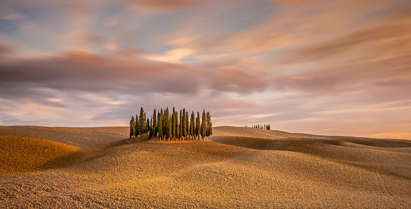 Tuscany, Italy, Long Exposure, Longexposure, Lee, Cypress, Pienza, Sunrise, Sunset, Hitech, Canon, Ireland, Galway, Tuscanyphoto preview
