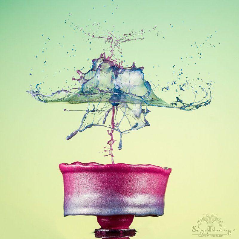капли, жидкость, макро, арт, всплеск, сергейтолмачев, liquidart, art, liquid Горшочекphoto preview