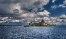 Крепость Орешек (Шлиссельбург)