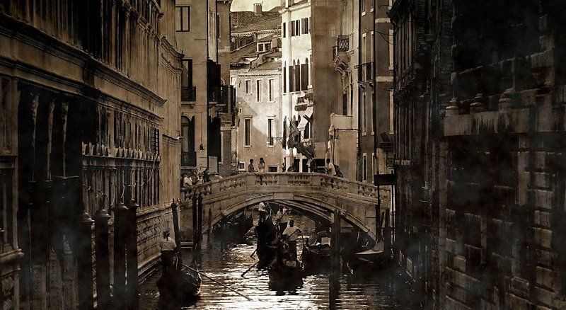 венеция, мост ***photo preview