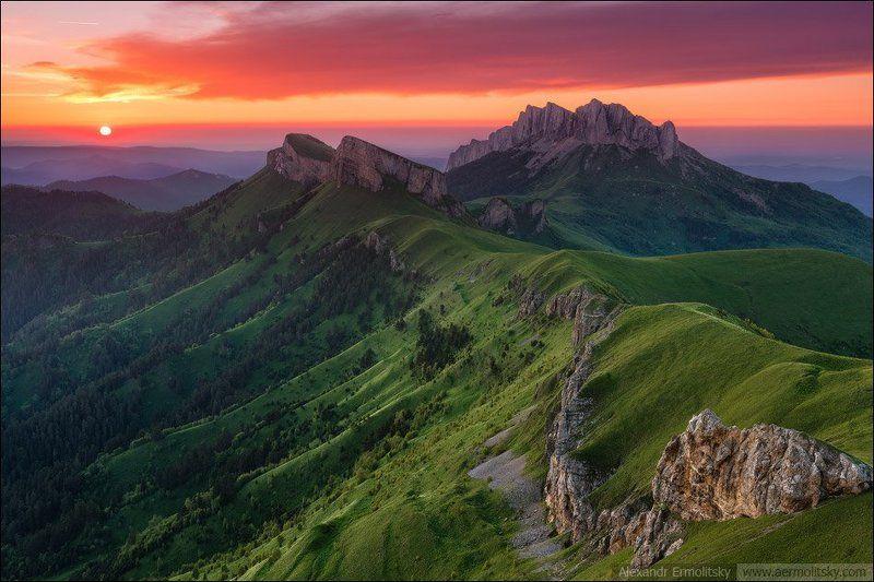 caucasus, thachi, кавказ, тхачи ~ Дыхание дракона ~photo preview