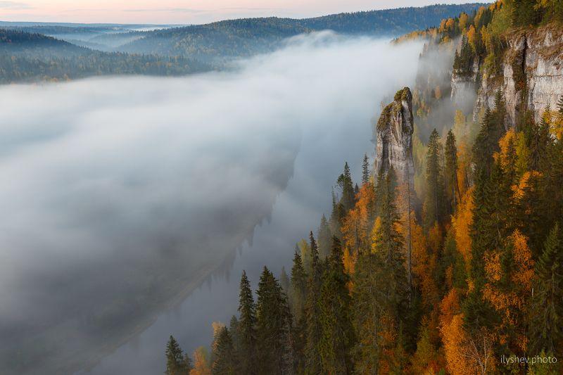 тумана рекаphoto preview